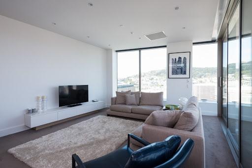 room with sofa